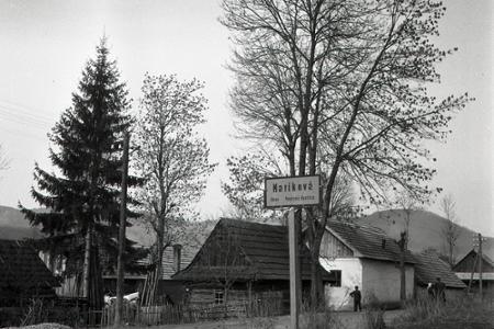 Rok 1954: Maríková vtedy a dnes