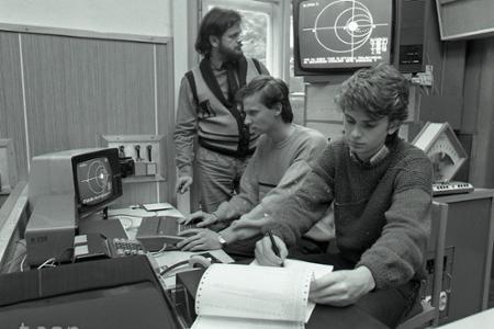 Rok 1988: Košickí gymnazisti vyvíjajú počítačové programy