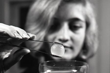 Rok 1966: Československá novinka - večný ľad
