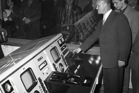 Rok 1961: Televízny vysielač Východné Slovensko v prevádzke