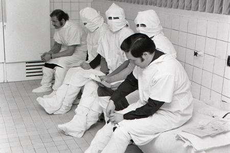 Rok 1976: Na Kramároch otvorili novú transfúznu stanicu