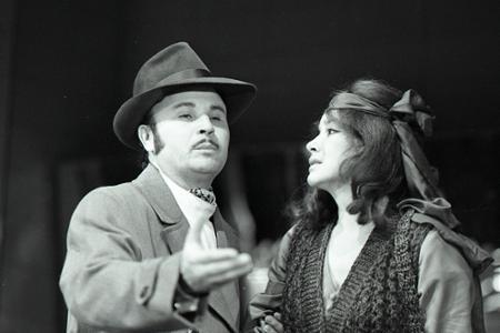 Anton Mrvečka bol predovšetkým komediálny herec
