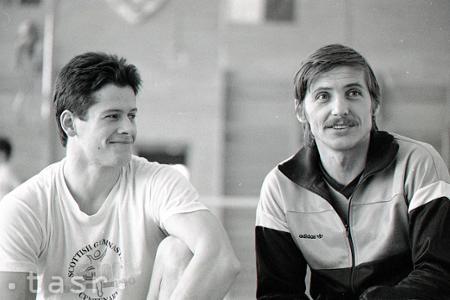 Rok 1991: Jozef Konečný je najúspešnejší tréner gymnastiky