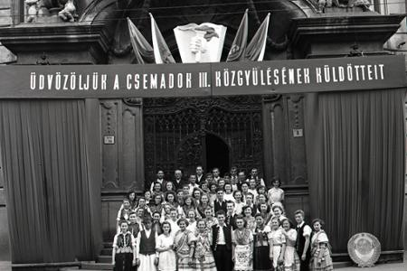 Rok 1949: Začala sa písať história maďarského zväzu Csemadok