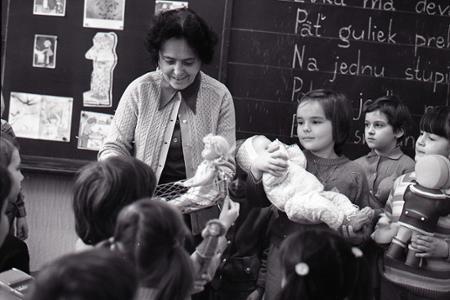 Rok 1973: Solidarita s vietnamským ľudom