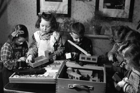 Rok 1953: Najlepšia žilinská škôlka je na Námestí slobody