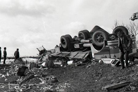 Rok 1968: Havárie na znečistených cestách