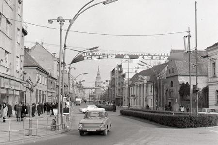 Unikátne fotografie z digitalizovaného archívu TASR na stránke vtedy.tasr.sk