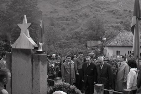SNP75: Základ partizánskeho oddielu Hron-Christov tvorilo 16 mužov