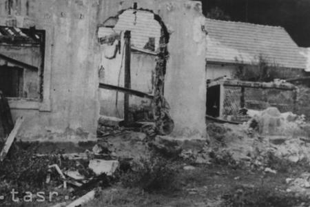 SNP75:Počas vraždenia v O. Grúni prišiel I.Maslen o rodičov,sám prežil náhodou