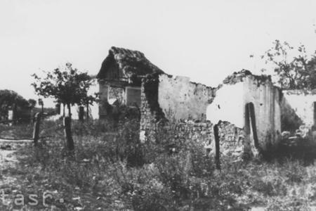 SNP75:Bačkov prešiel vojnovou apokalypsou, dedinu museli postaviť nanovo