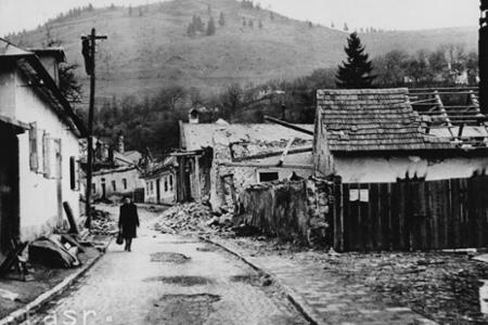 SNP75: Nemci obsadili Skýcov až po odchode partizánov, potom ho vypálili