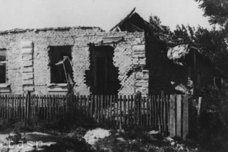 SNP75:Hriadky sa po vojne otriasli, ľudia si pri opravách modernizovali domy