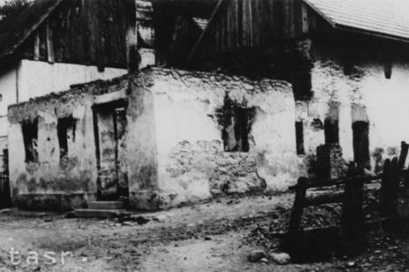 SNP75:Omastinú Nemci obsadili trikrát, 12 ľudí zavraždili a vypálili 14 budov