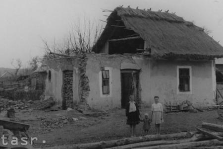 SNP75:Obyvatelia obce Brusnica boli počas vojny evakuovaní až na Liptov