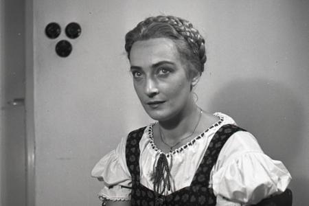 DIVADLO 2020: Slovenské herecké nebo - Mária Prechovská
