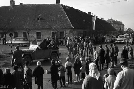 Oslobodenie75: Posledné bitky o Slovensko - Holíč