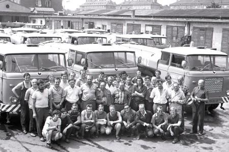 Rok 1972: Bratislava dostala vodu z vodného zdroja v Hamuliakove