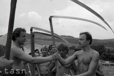 Rok 1982: Zelená žatva na východnom Slovensku