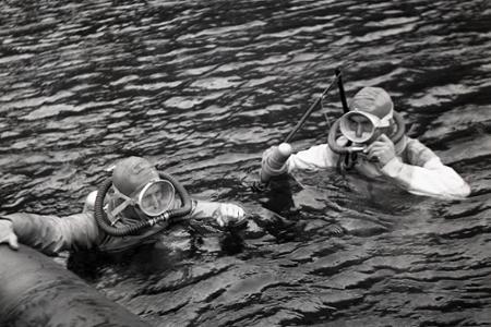 Rok 1962: Obhliadky rýb v tatranských plesách
