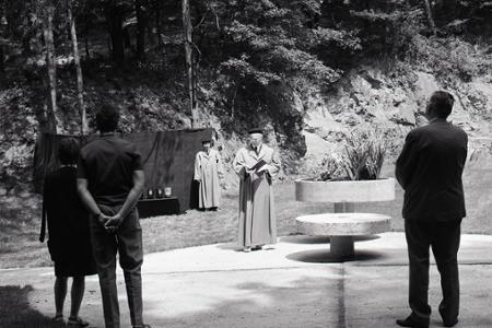 Rok 1973: Bratislavské krematórium má rozptylovú lúčku