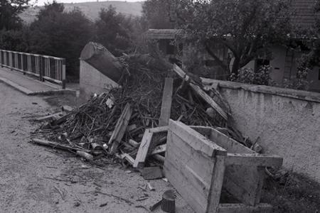 Rok 1972: Cez Bošácu a Drietomu prešla záplavová vlna