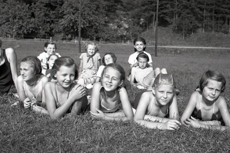 Leto v pionierskych táboroch