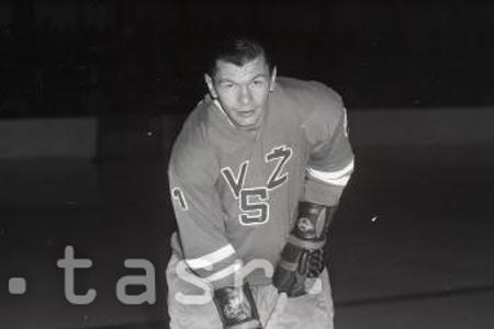 Rok 1967: Hokejová hviezda žiarila na košickom ľade