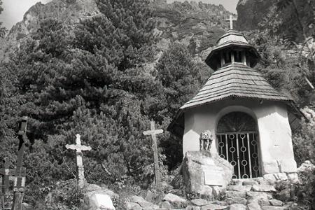 Rok 1940: Vo Vysokých Tatrách sprístupnili symbolický cintorín