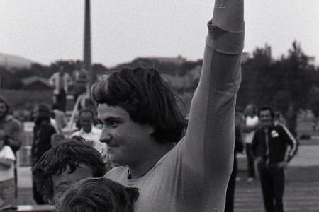 Rok 1977: Svetový rekord Heleny Fibingerovej