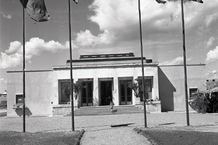Rok 1958: Kultúrny dom pre Štvrtok na Ostrove