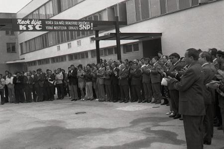 Rok 1974: Silnejší signál pre II. televízny program