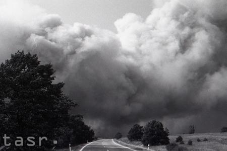 Rok 1992: Ničivý požiar na Záhorí