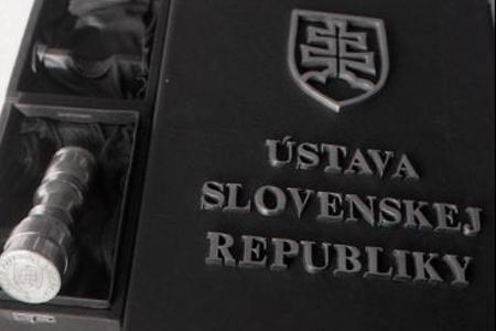 Ústava Slovenskej republiky má 25 rokov