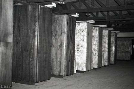 Rok 1957: Nábytok z Galanty takmer do celého sveta