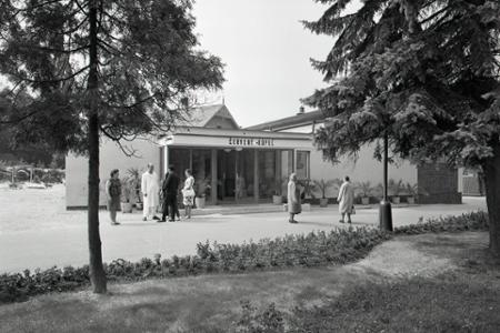Rok 1967: Nový kúpeľný objekt v Turčianskych Tepliciach