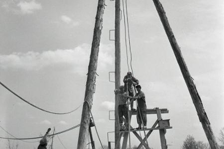 Rok 1977: Začína sa budovať vodné dielo Gabčíkovo-Nagymaros