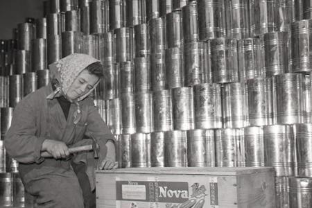 Rok 1958: Nakladané uhorky zo Stupavy chutia aj v cudzine