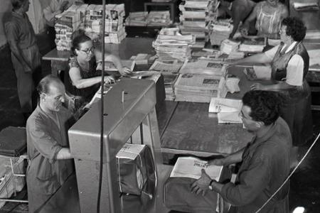 Rok 1963: Desaťročné jubileum PNS