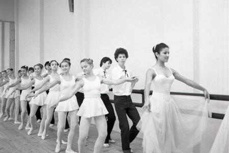 Rok 1982:Slávnostné otvorenie prvej Hudobnej a tanečnej školy v ČSSR