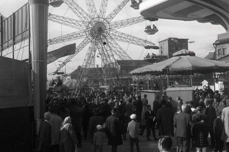 Rok 1966: Do Košíc zavítal zábavný park Internnational