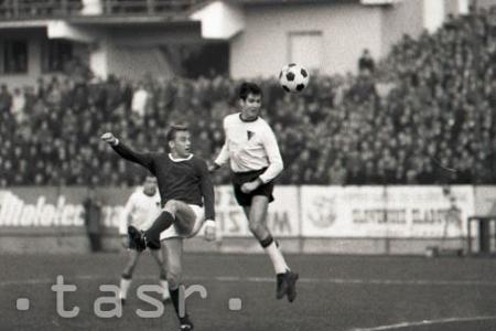 Rok 1967: Na štadióne Spartaka Trnava zavládla obrovská futbalová radosť
