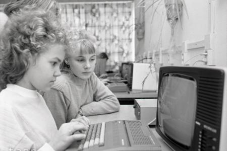 Rok 1987: Čoraz väčšej obľube sa tešia hodiny programovania
