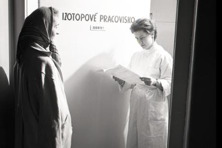 Rok 1958: V Košiciach začínajú liečiť zhubné nádory