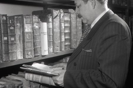 Rok 1964: Unikátne zbierky v bratislavskej Univerzitnej knižnici