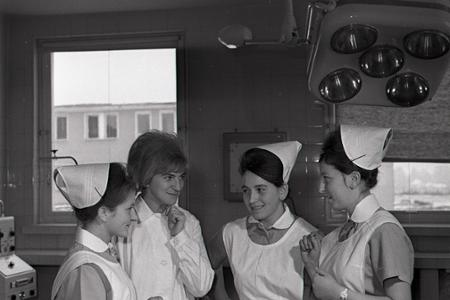 Rok 1965: V Ilave otvárajú novú nemocnicu