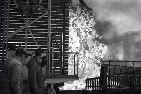 Rok 1965: Prvý koks z Východoslovenských železiarní