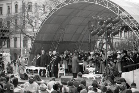 Rok 1993: Prvý rok samostatnej Slovenskej republiky