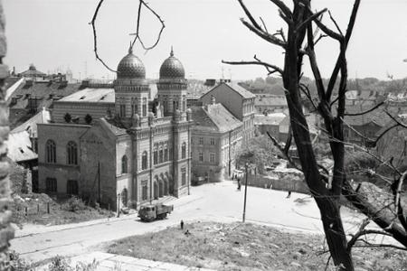 Bratislavské nábrežie Dunaja pred 50 rokmi