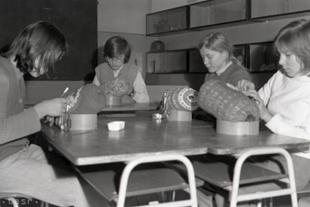Rok 1975: Čipky zo Solivaru poznajú aj v Indii a Južnej Amerike